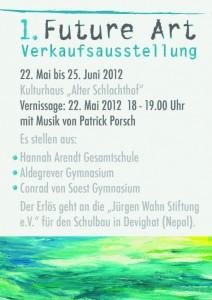 1. Future Art Ausstellung